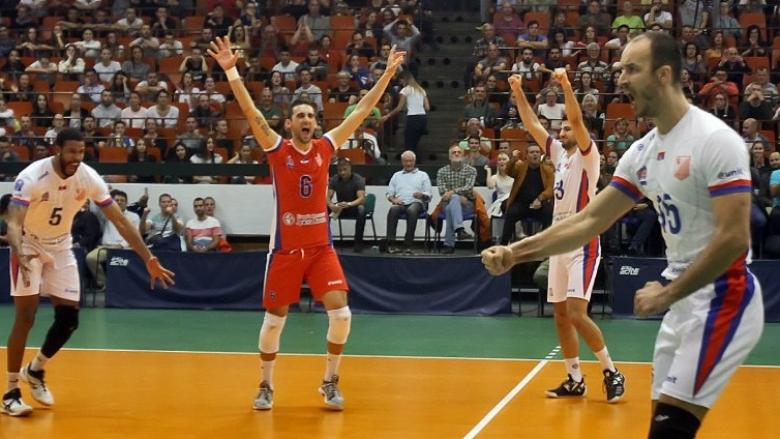 Сръбският шампион срещу Нефтохимик във втори кръг на ШЛ