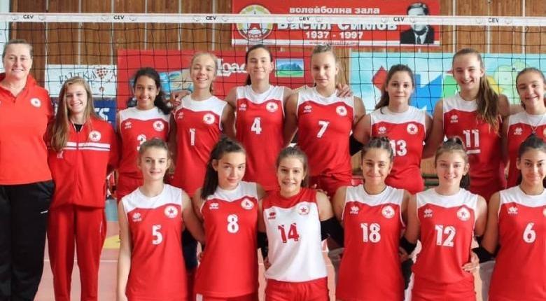 Волейболистките на ЦСКА с две победи над Левски