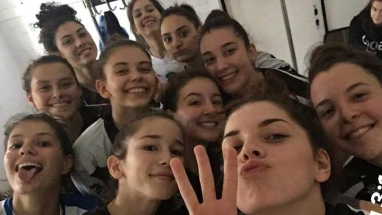 Ахил надигра Славия на старта на първенството за девойки U20