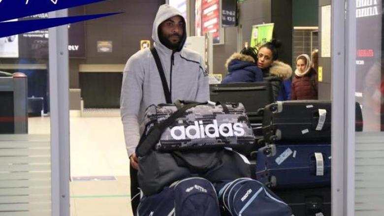 Нгапет пристигна в Казан (видео)
