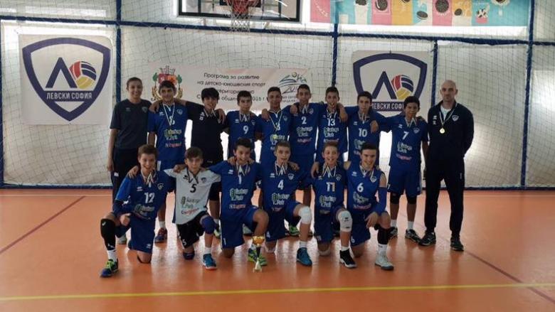 Наследници на волейболни национали един срещу друг за Левски и Славия