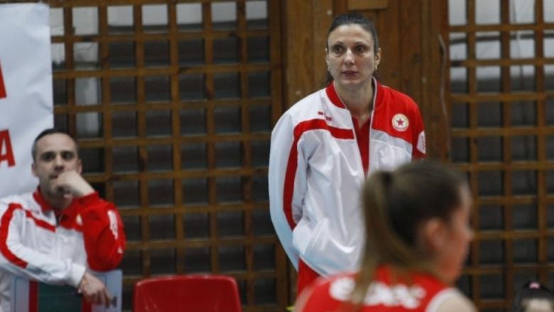 Юлия Иванова: Средната възраст на отбора ни е 19-20 години