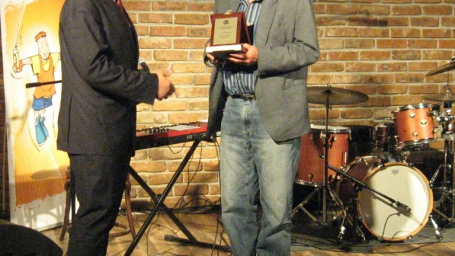 Тодор Симов: Благодаря от сърце за ордена Стара планина