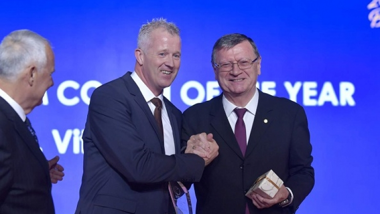 Витал Хейнен и Зоран Терзич – треньори на 2018 в Европа