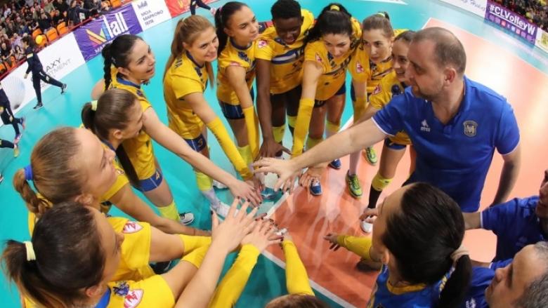 Марица научи програмата си в Шампионската лига