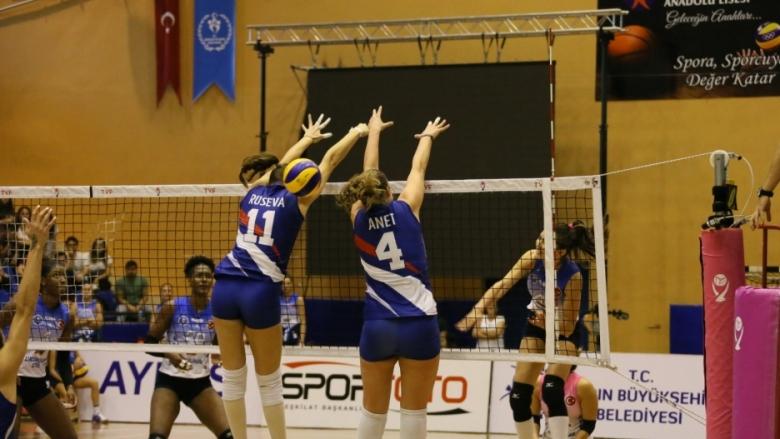 Христина Русева с първа победа в Турция