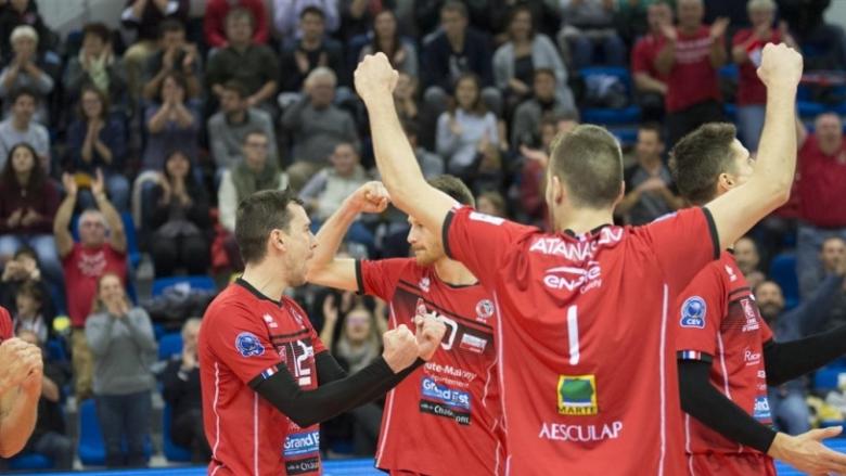 Мартин Атанасов и Шомон все по-близо до груповата фаза на ШЛ