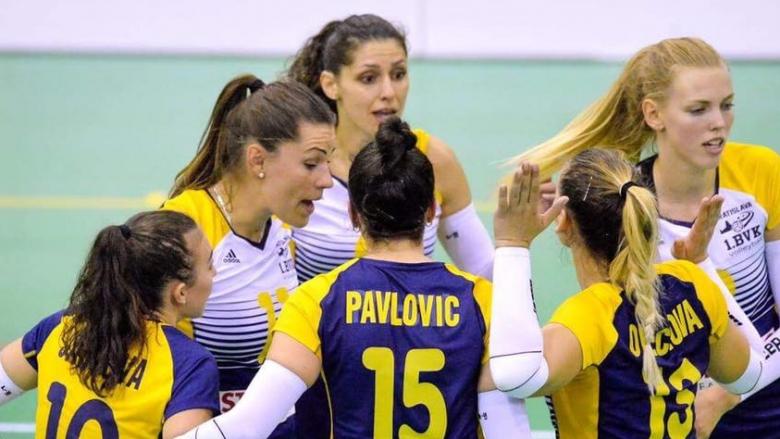 Ева Янева и БВК Братислава с фалстарт в Купата на претендентите