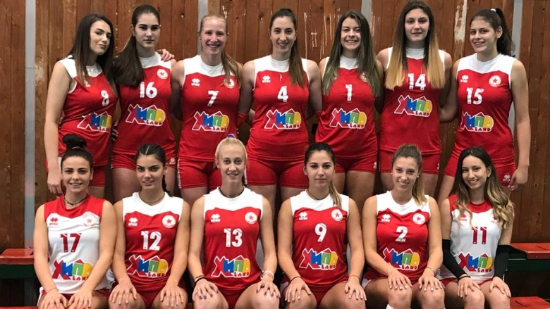ЦСКА с втора победа в НВЛ-жени
