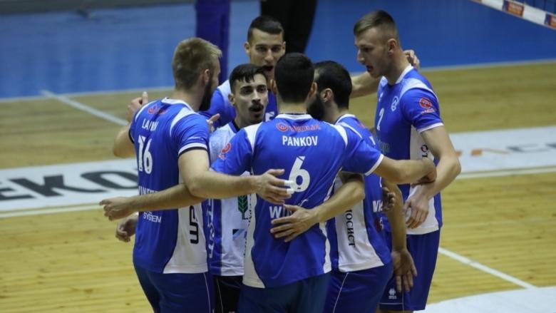 Левски София се върна на победния път, статистика (обновено)