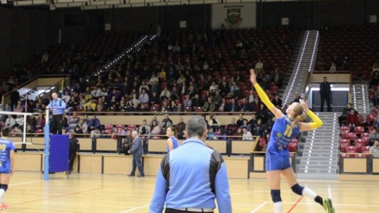 Марица отново гони върха в НВЛ с успех в Димитровград