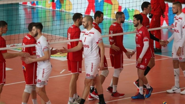 Георги Братоев: Нефтохимик играе много слаб волейбол