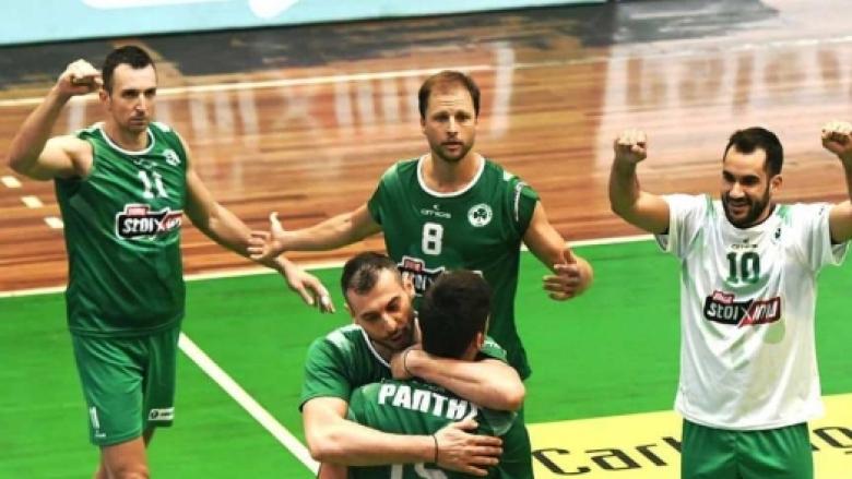 Боян Йорданов с 28 точки срещу бившия си тим, Панатинайкос с четвърта победа