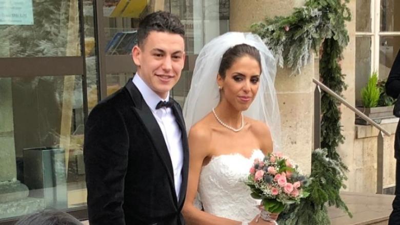 Сватбената приказка на Женя Гребенников (снимки+видео)