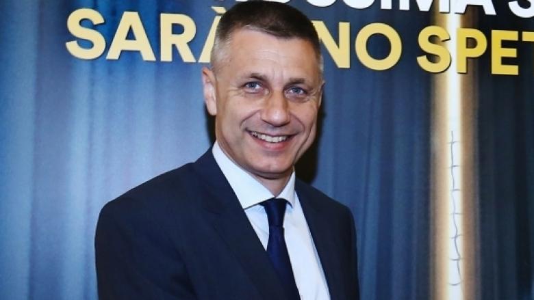Радостин Стойчев пред договор в Бразилия