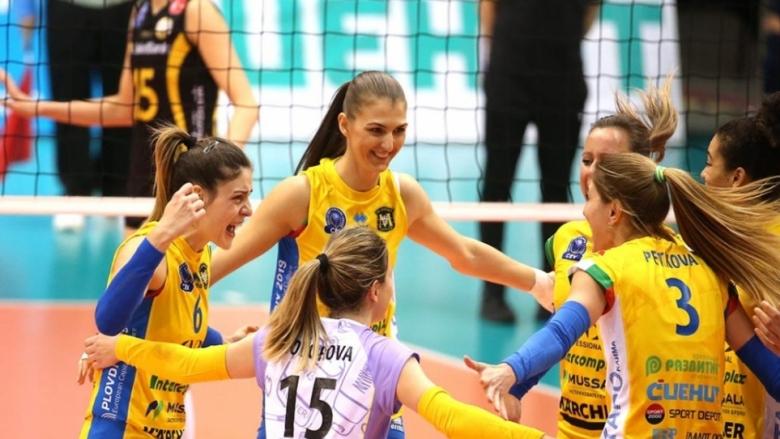Марица ще играе контроли в Турция и Румъния