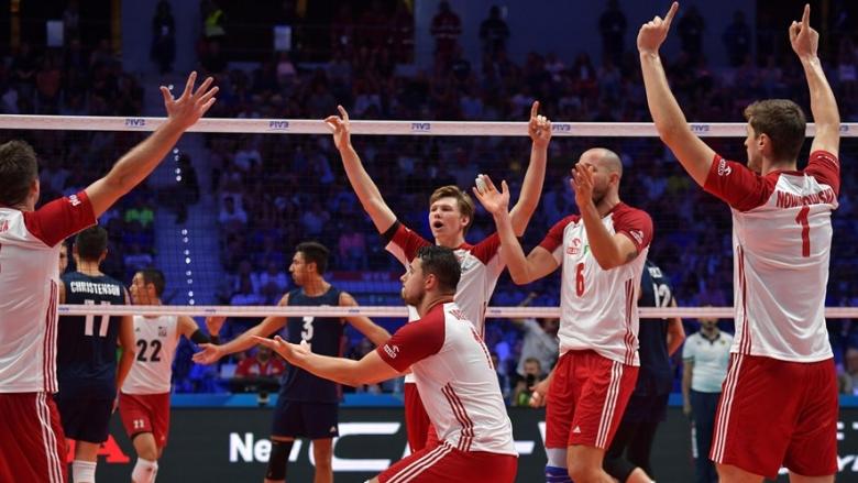 Полските национали отбор №1 за 2018-а