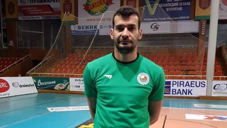 Официално: Галин Николов подписа с Добруджа 07