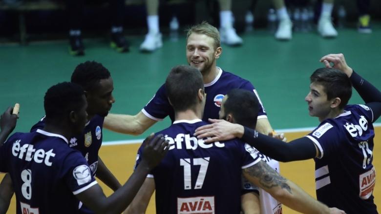 Марек победи ЦСКА в контрола