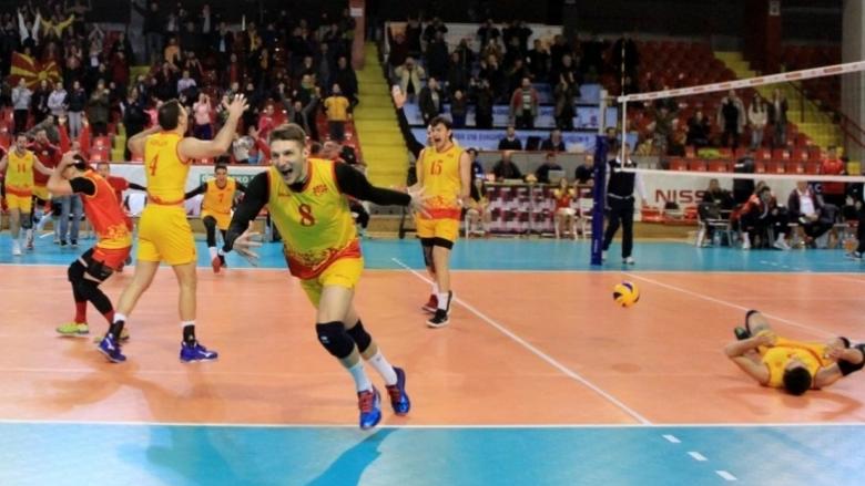 Черна гора и Македония с дебют на Евроволей 2019 за мъже, вижте всички съперници на България