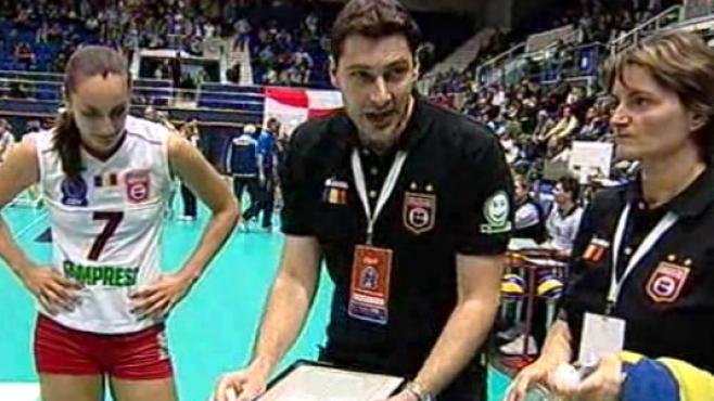 Атанас Петров поема националния отбор на Румъния