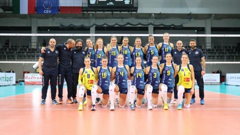 Елица Василева и Скандичи прегазиха полския вицешампион