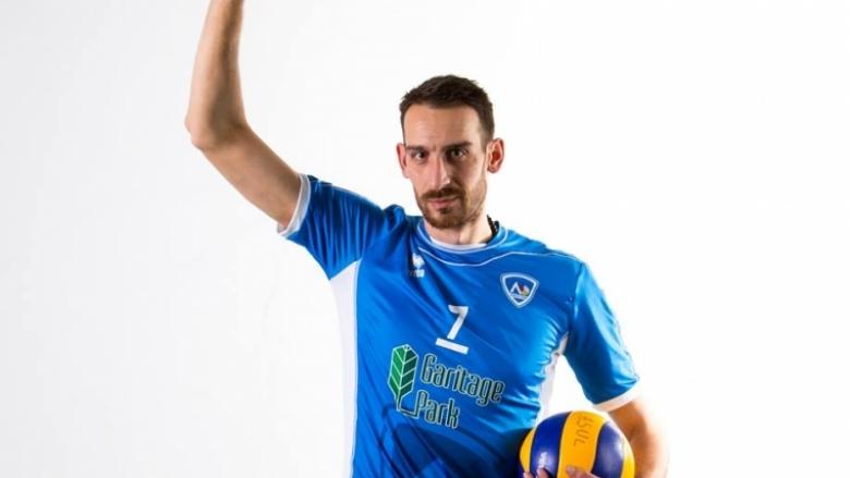 Волейболен фен ще спечели екип на 208-сантиметровия Теодор Богданов