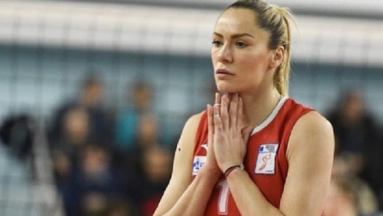 Сръбска волейболистка депортирана от Русия