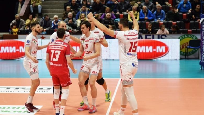 Шампионът срази лидера, Теодор Тодоров се завърна в игра (статистика)