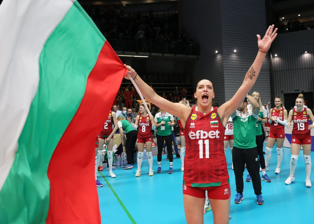 Христина Вучкова: Искахме цялата публика да усети какво е да си на терена