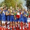 19-09-2021, Награждаване на призьорите от европейското първенство, волейбол, мъже. Снимки: ЦЕВ.
