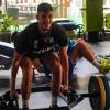 25-06-2020, Фитнес тренировка на националите, снимки: БФВ