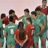 10-09-2016, България - Сърбия, младежи, Европейско първенство, мач за седмо място
