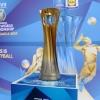 03-06-2018, Официално представяне на купата за световното първенство 2018 Снимки: Lap.bg