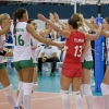 23-09-2017, България - Украйна, Европейско първенство, жени в Азербайджан и Грузия