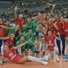 24-09-2017, България - Турция, Европейско първенство, жени в Азербайджан и Грузия