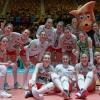 09-01-2020, България - Азербайджан, европейска олимпийска квалификация, група А, жени, Апелдоорн, снимка: ЦЕВ.