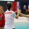 26-08-2020, България - Хърватия, девойки U19, европейско първенство, група II, Осиек, снимки: CEV.