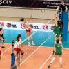 02-10-2020, България - Черна гора, европейско първенство, девойки под 17 години, Подгорица, снимки: CEV.