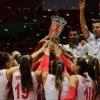 30-08-2020, Европейско първенство, девойки U19, награждаване, Зеница (Босна и Херцеговина), снимки: CEV.