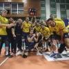 13-01-2019, Награждаване на Хебър, носител на Купата на България по волейбол, мъже. Снимки: LAP.bg