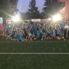 30-08-2018, турнир Golden Spike, момичета под 13 години, Китен, награждаване
