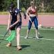 С хокеен стик в ръце: Шампионките на Русия се подготвят за новия сезон, снимки: ВК Динамо (Казан)