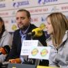19-11-2018, Пресконференция на Марица (Пловдив) преди участието в Шампионската лига