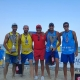01-08-2021, Национална верига по плажен волейбол, турнир в Бяла, мъже и жени