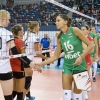 27-09-2017, България - Германия, Европейско първенство, жени в Азербайджан и Грузия