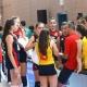 29-07-2018, България - Румъния, Балканиада за девойки под 16 години, снимки: ossrb.org