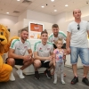 27-06-2019, Националите се срещнаха с фенове в пловдивски мол