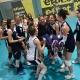 04-07-2018, Награждаване на призьорите, държавно първенство, девойки U17. Снимки: Тони Тончев