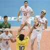 17-06-2018, България - Бразилия, Лига на нациите, мъже, група 16, снимки: fivb.org